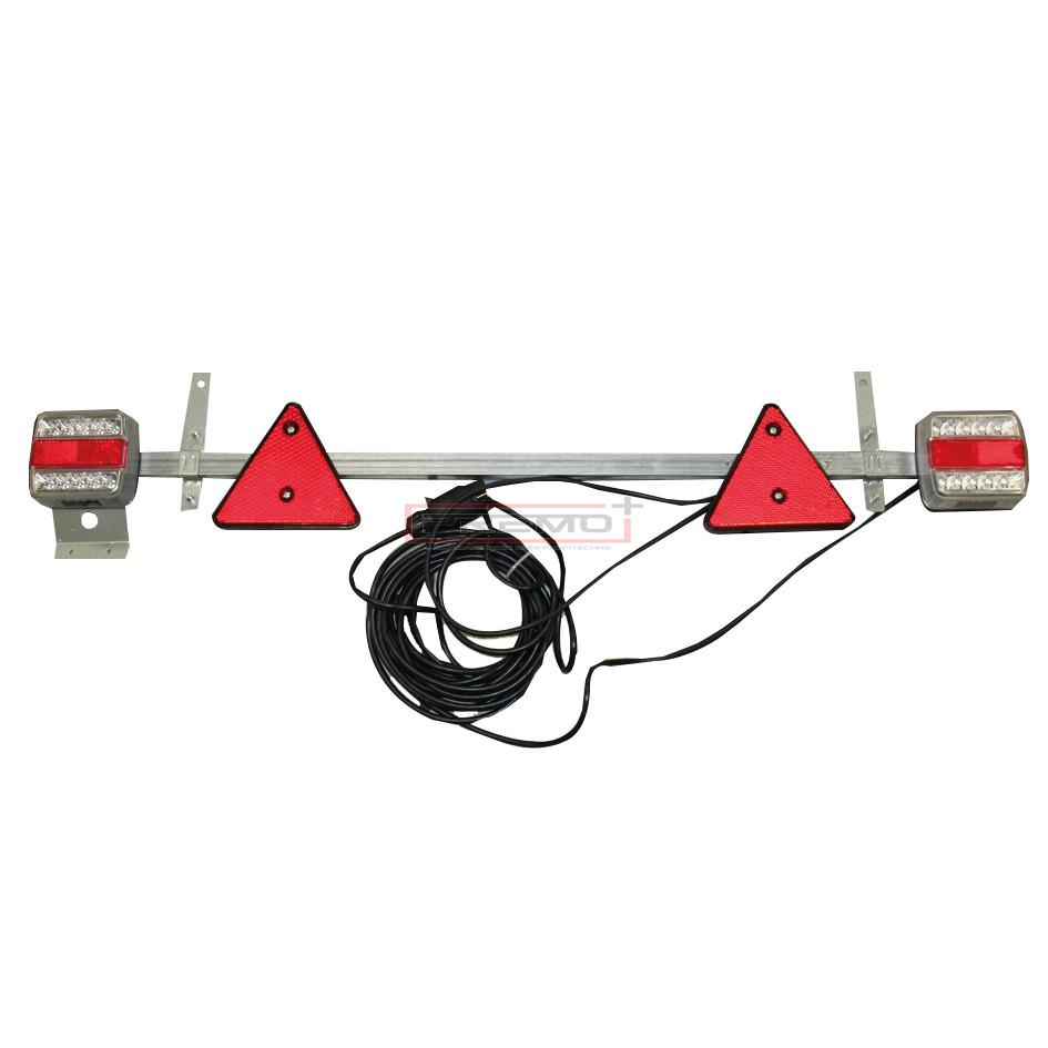 Leuchte 120cm Anhängerrückleuchte// Traversenleuchte mit Nebelleuchte 10M Kabel